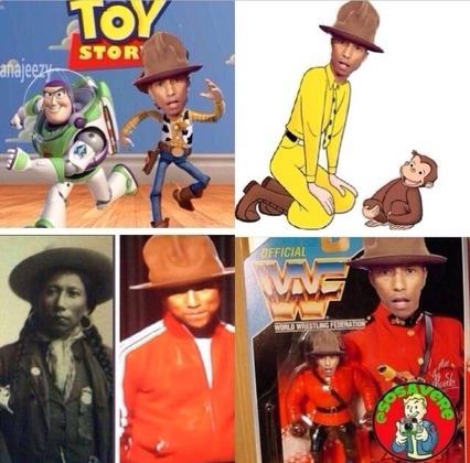 Pharrell & Disney…