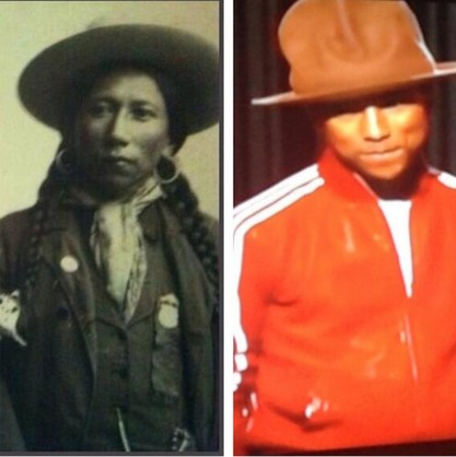 Oh, Pharrell…