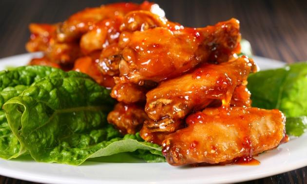 Bourbon chicken wings-630
