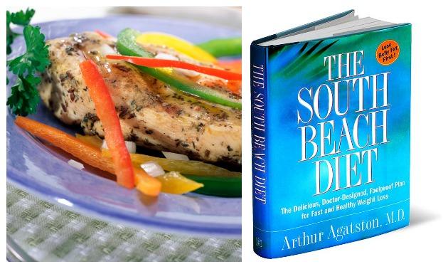 #6 South Beach Diet