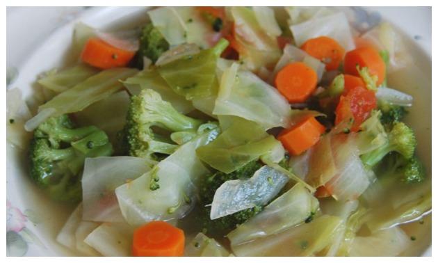 #9 Cabbage Soup Diet
