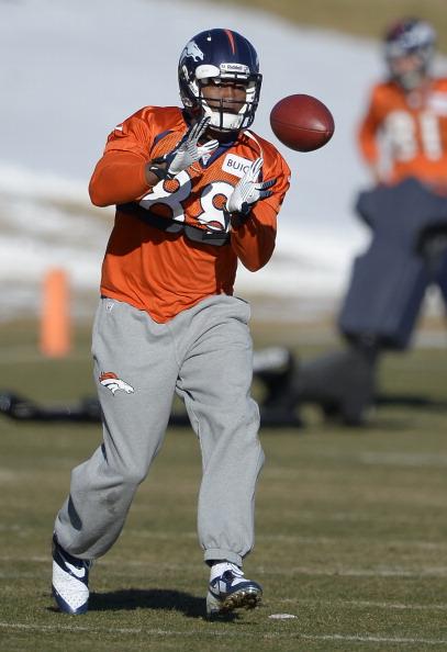 Broncos: Demaryius Thomas