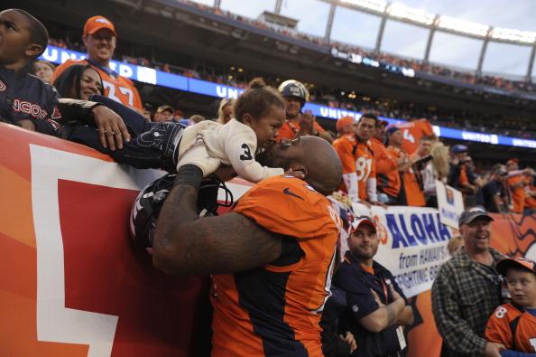 Broncos: Kevin Vickerson