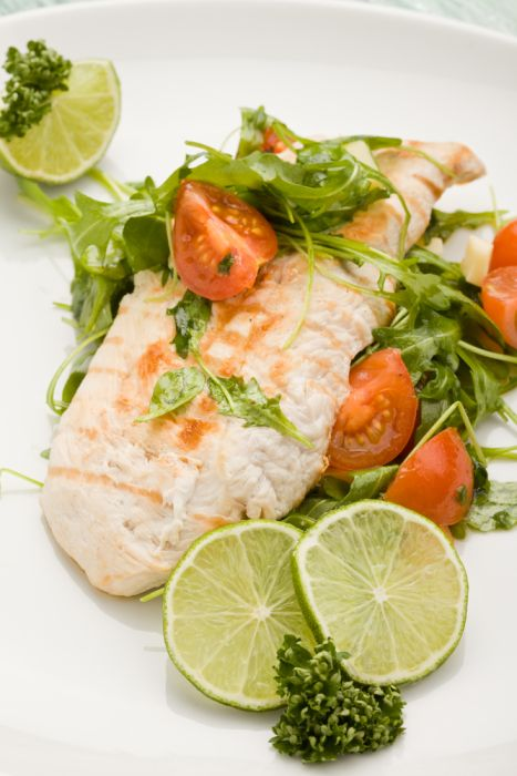 Lime-Ale Grilled Chicken