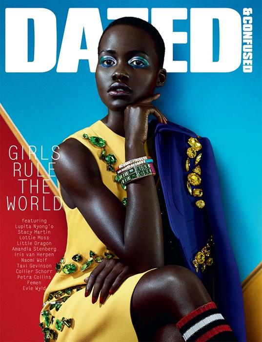 Lupita Nyongo Dazed And COnfused