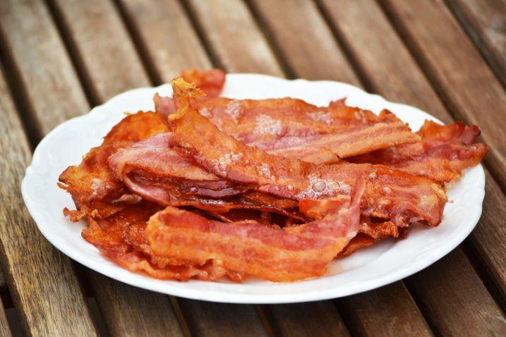 maple bourbon bacon