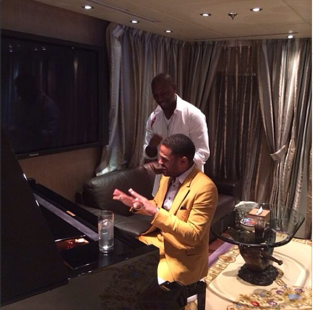 Maxwell & Tyrese's Jam Session
