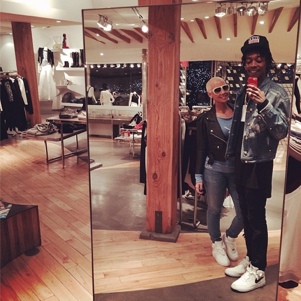 The Couple That Shops Together…