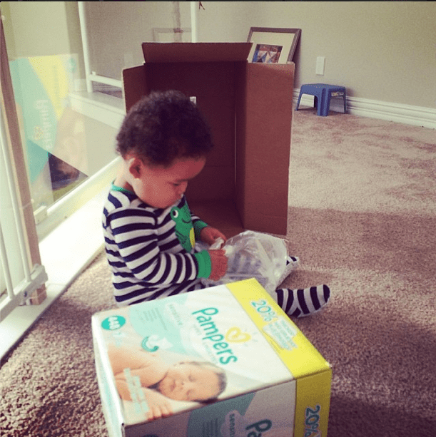 Baby Bash Loves To Play
