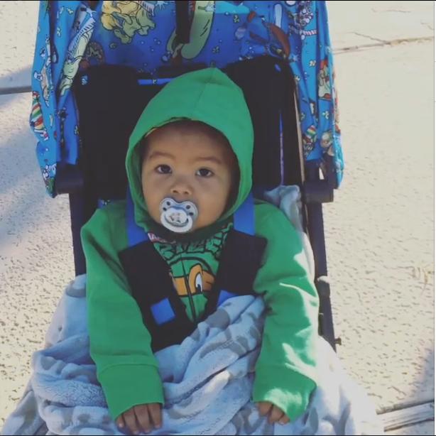 Muva & Baby Bash Time