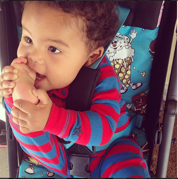 We Can't Get Enough Of Baby Bash!
