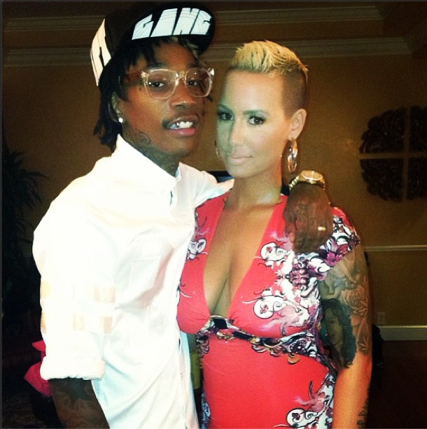 Wiz & Amber Are Perfect Together