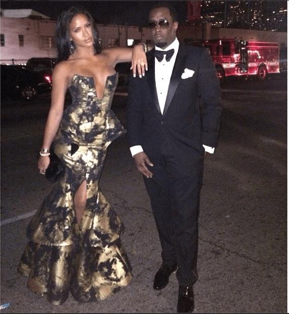 Cassie & Diddy Get Fancy