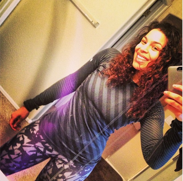 Jordin Sparks-The Fit Selfie
