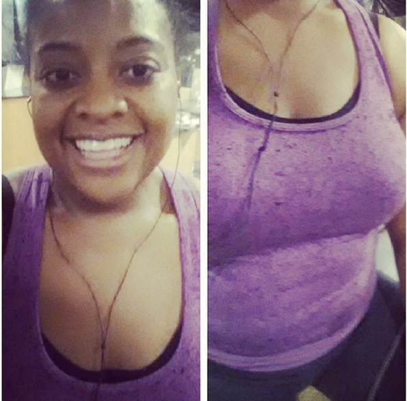 Sherri Shepherd-No More Girdles!