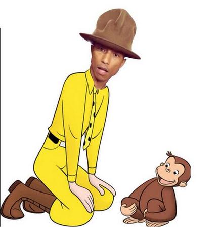 Pharrell Can't Catch A Break…