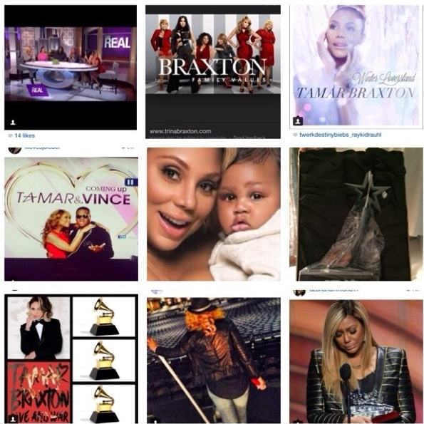 Tamar's Had Quite The Year!