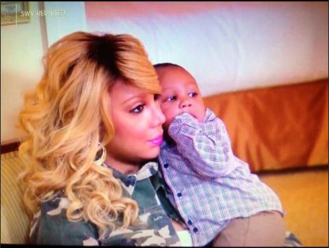 Mommyhood Looks Good On Tamar