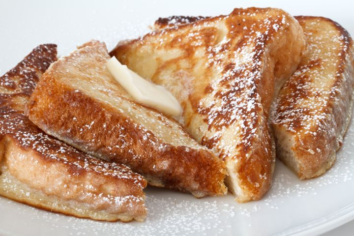 Stuffed Bourbon French Toast