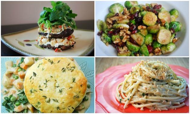 Nutritious & Delicious Vegetarian Recipes