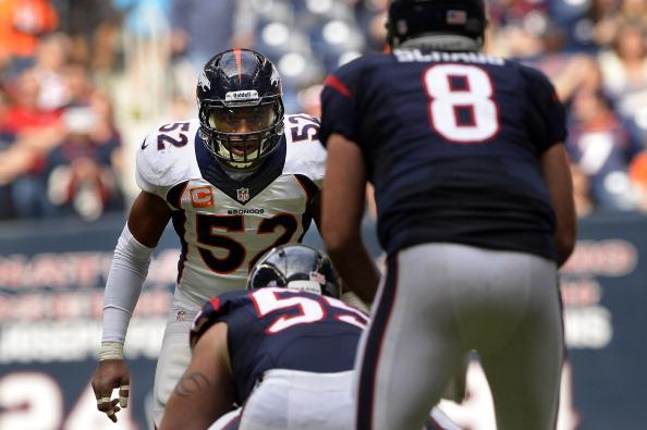 Broncos: Wesley Woodyard