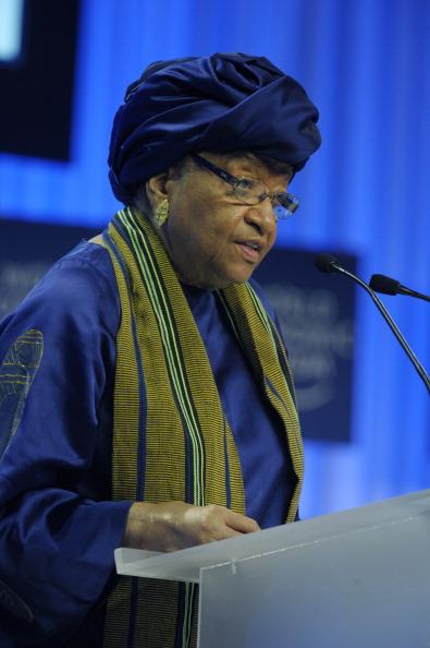 Ellen Johnson-Sirleaf (Liberia)