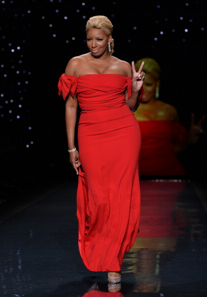 US-FASHION-THE RED DRESS COLLECTION