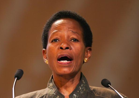 Anna Tibaijuka (United Nations)