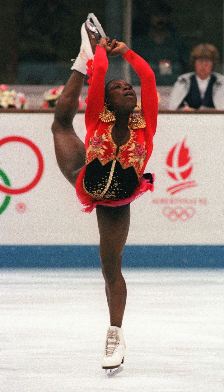 Surya Bonaly (Figure Skating)