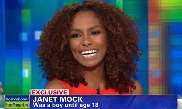 Piers Morgan Got It All Wrong WIth Trangender Activist Janet Mock