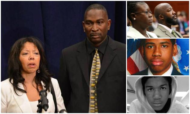 Jordan Davis trayvon martin