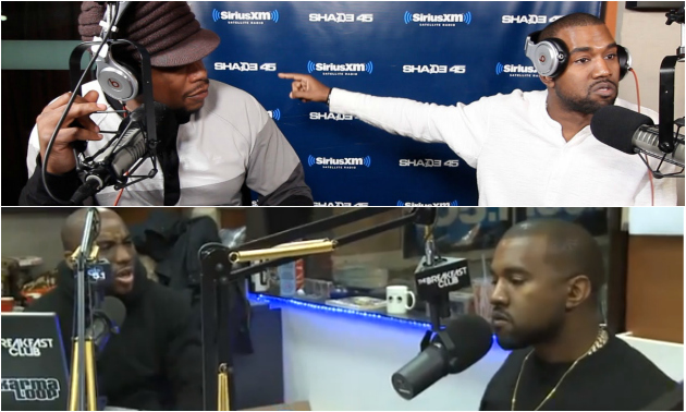 Kanye Sway charlamange