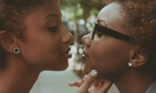 Stunning Photos Of Lesbian Couples That Melted Our Hearts