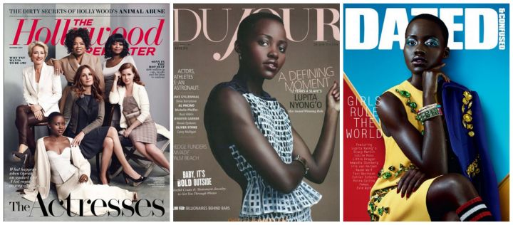Lupita Nyong'o's Fiercest Photoshoots & Covers