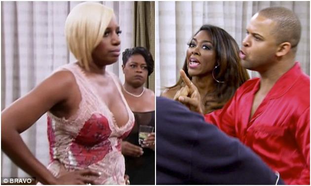 """NeNe Calls Kenya's Gay Friend A """"Queen"""""""