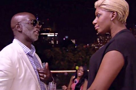 Nene chats with Peter