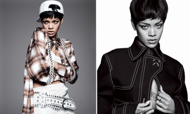 rihanna vogue magazine march 2014 - 3