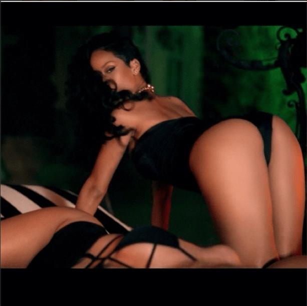 Rihanna…Really?