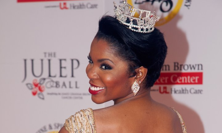 Beauty Queen Djuan Trent Becomes 1st National Pageant Contestant To Come Out The Closet