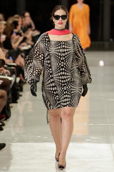 Isabel Toledo For Lane Bryant Fashion Show