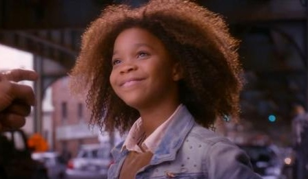 "Twitter Racists Hate The ""New Annie"""