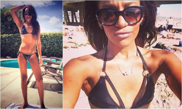 Bobbi Kristina's Shocking Weight Loss