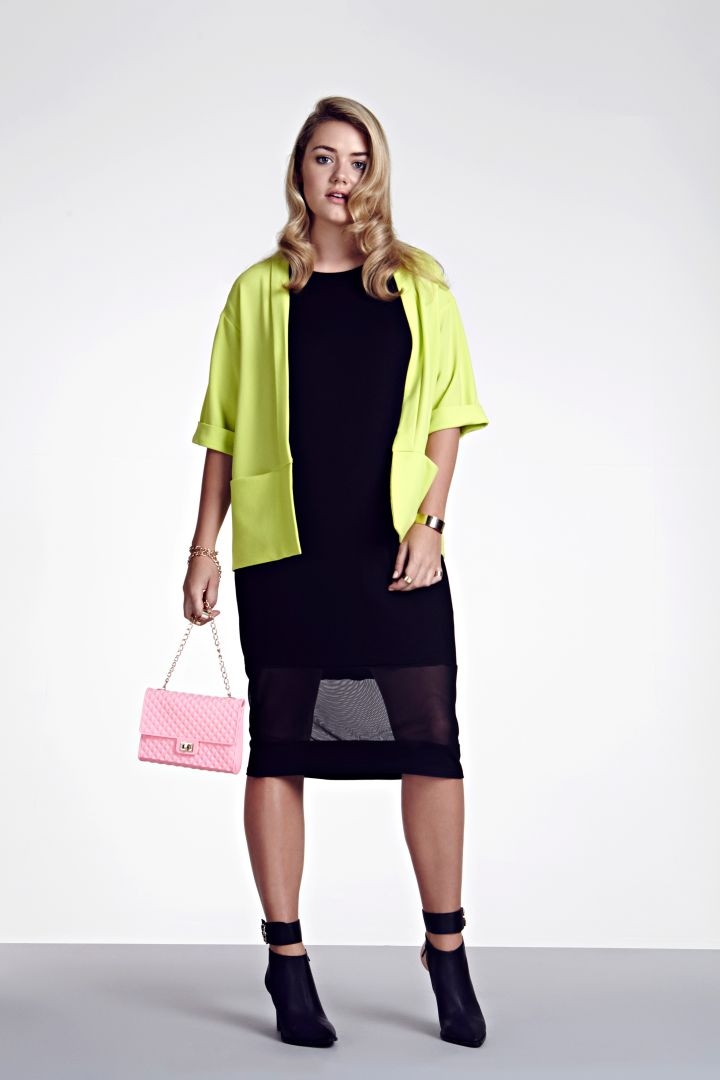 Neon and sheer perfection.