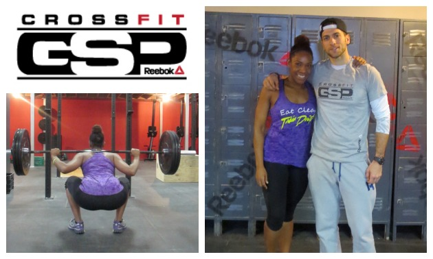 CrossFit Cover