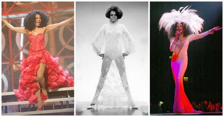 Diana Ross: Style Icon