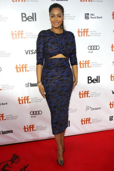 "Lala Anthony ""Mandela: Long Walk To Freedom"" Premiere - 2013 Toronto International Film Festival"