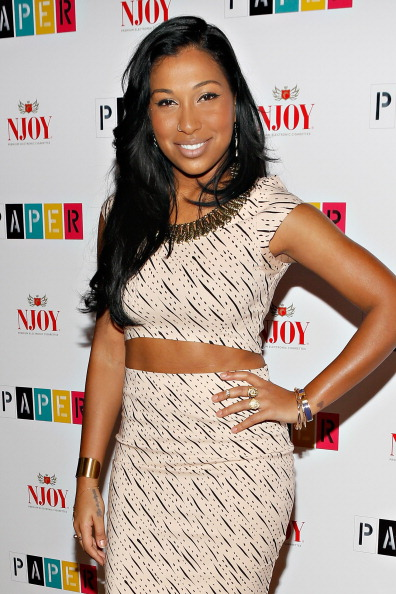 Melanie Fiona Paper Magazine's 16th Annual Beautiful People Party