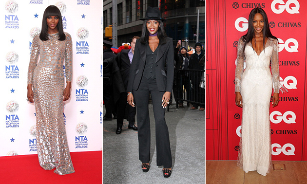 STYLE STALKING: 10 Sleek Style Moments From Naomi Campbell