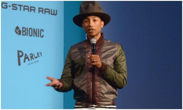 pharrell gstar raw collaboration