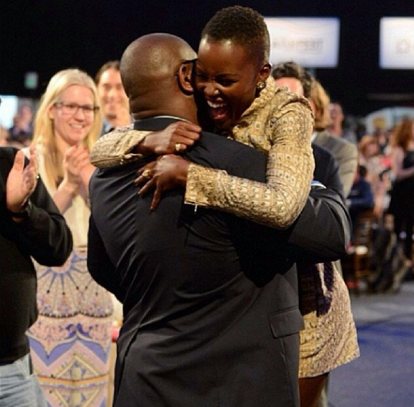 Everyone Loves Lupita